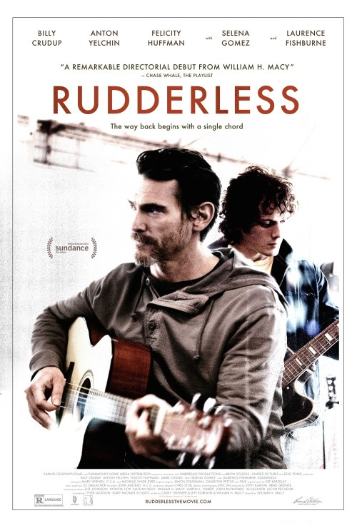 Rudderless is similar to The Overnight.