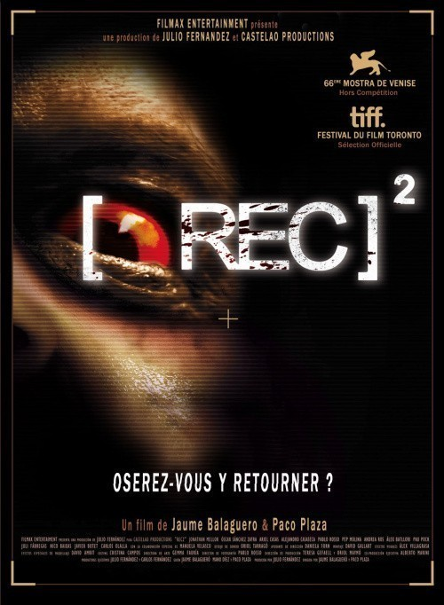 [Rec] 2 is similar to Coffee and Cigarettes.
