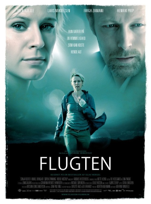 Flugten is similar to Tell Me No Lies.
