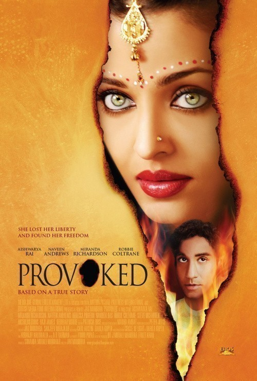 Provoked: A True Story is similar to The Legend of Bagger Vance.