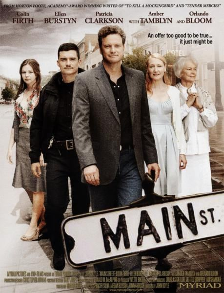 Main Street is similar to Transcendence.