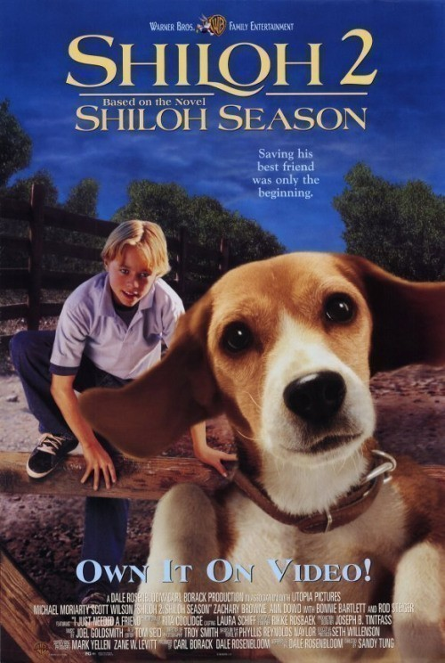 Movies Shiloh 2: Shiloh season poster