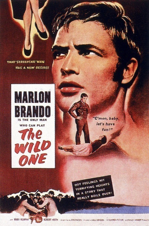 The Wild One is similar to The Man from U.N.C.L.E..