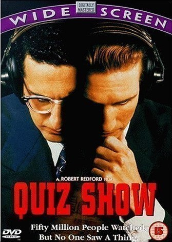 Quiz Show is similar to The Deer Hunter.