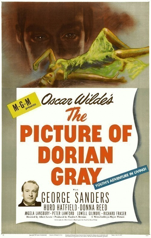 The Picture of Dorian Gray is similar to The Intruders.