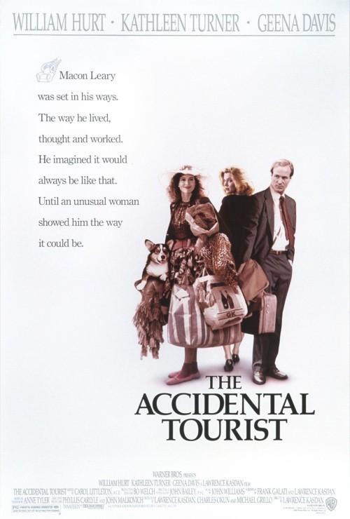 The Accidental Tourist is similar to Solo para dos.