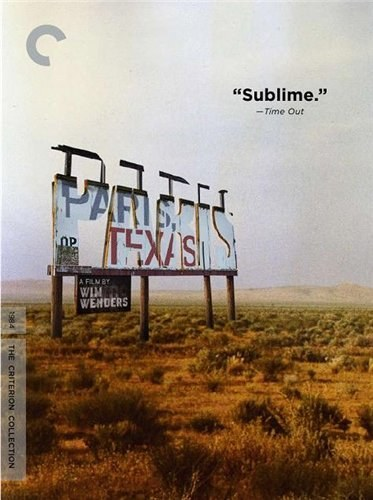Paris, Texas is similar to Mein Name ist Eugen.