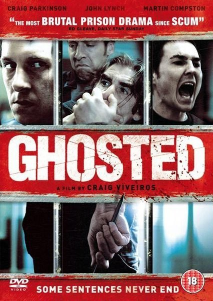 Ghosted is similar to Apparitional.