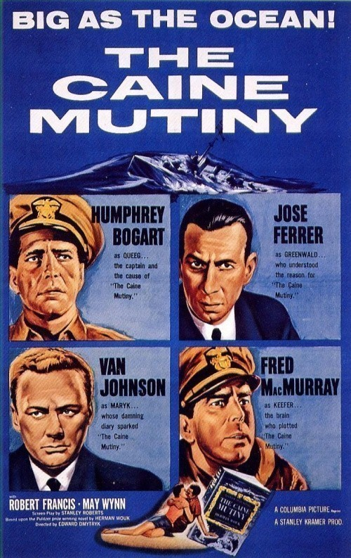 The Caine Mutiny is similar to Toxin.