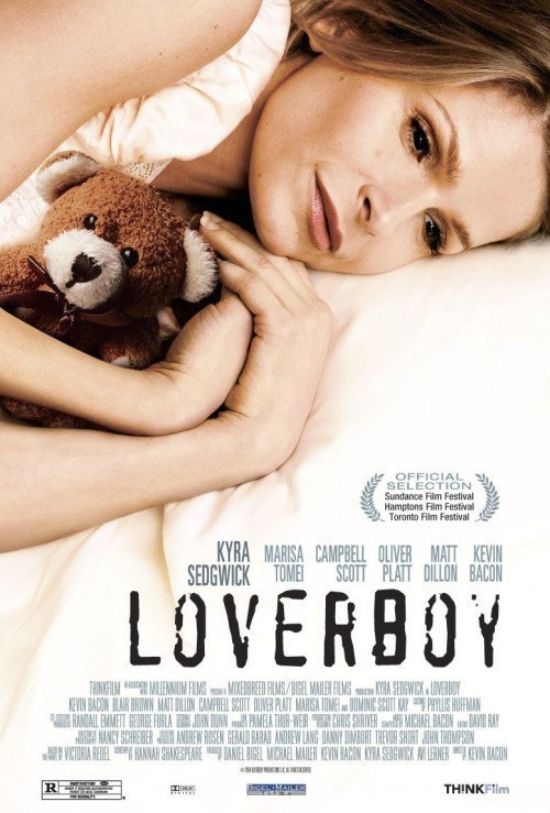 Loverboy is similar to I Am Steve McQueen.