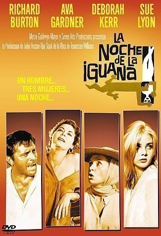 The Night of the Iguana is similar to Seeking Justice.