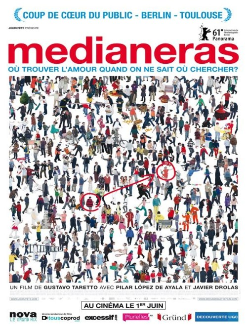 Medianeras is similar to The Secret World of Spying.
