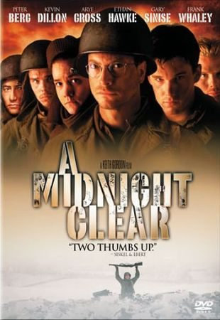 A Midnight Clear is similar to Mr Harvey Lights a Candle.