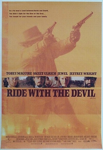 Ride with the Devil is similar to 2 Days in the Valley.