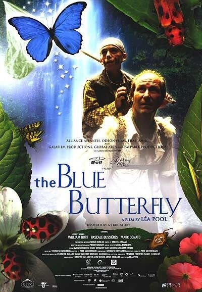The Blue Butterfly is similar to Tootsie.