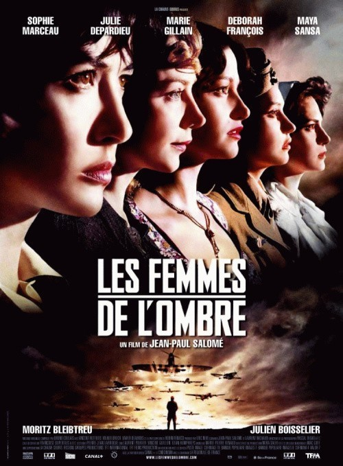 Les Femmes de l'ombre is similar to Jobanni no shima.