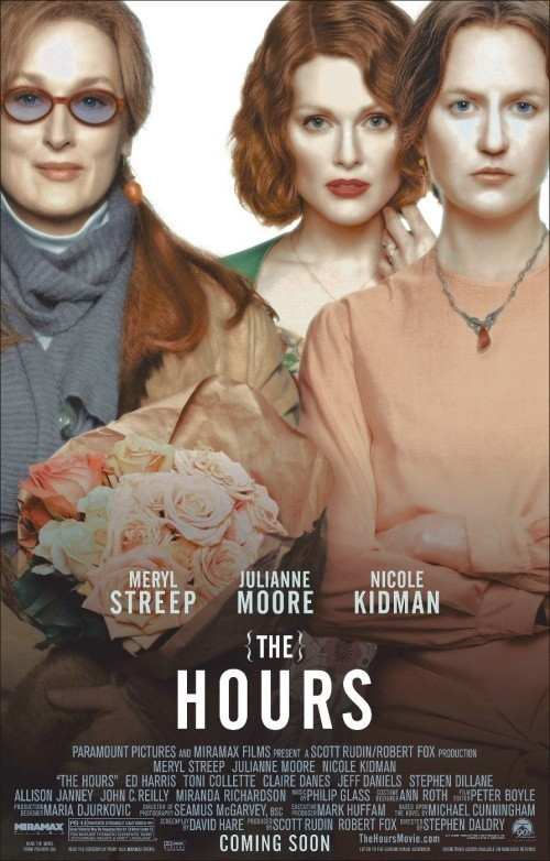 The Hours is similar to Imaginary Witness: Hollywood and the Holocaust.