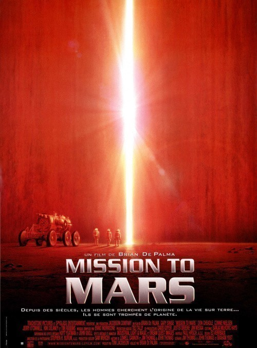 Mission to Mars is similar to September.