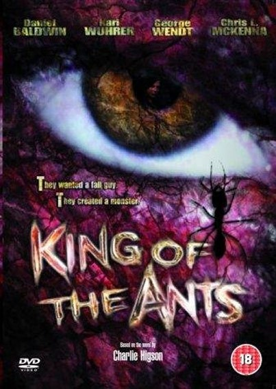 King of the Ants is similar to Macho que ladra no muerde.