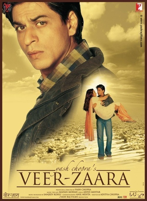 Veer-Zaara is similar to Over the Top.