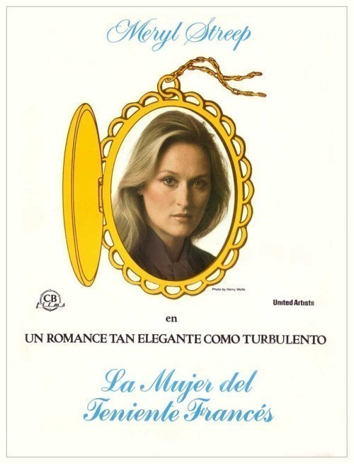 Movies The French Lieutenant's Woman poster