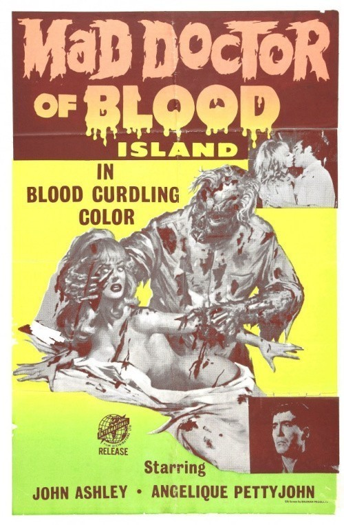 Mad Doctor of Blood Island is similar to The Reef 2: High Tide.