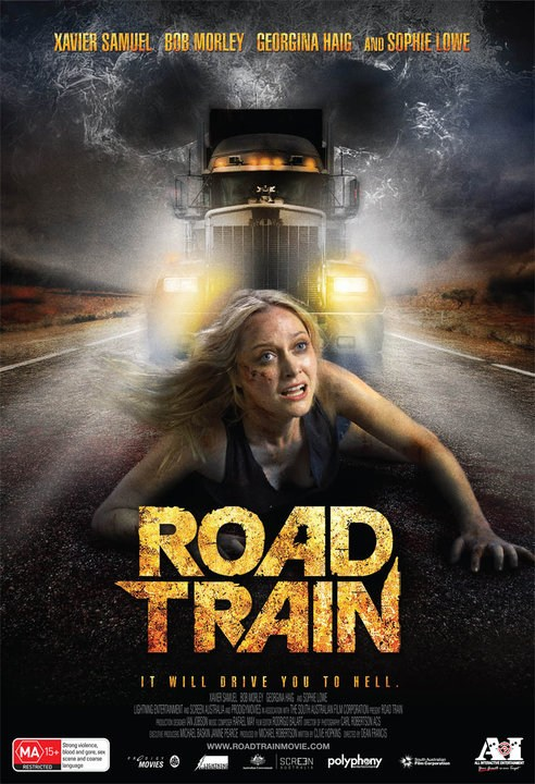 Road Train is similar to #Horror.