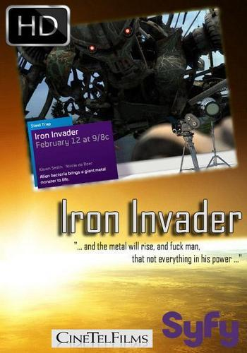 Iron Invader is similar to Mark Felt: The Man Who Brought Down the White House.