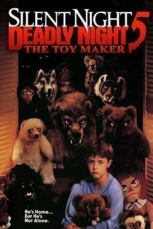 Silent Night, Deadly Night 5: The Toy Maker is similar to Jason Voorhees vs. Michael Myers.