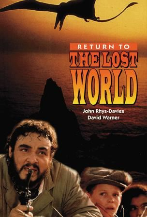 Return to the Lost World is similar to Jason Voorhees vs. Michael Myers.