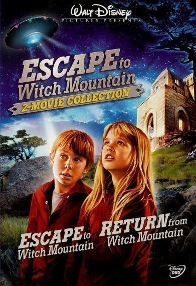 Escape to Witch Mountain is similar to Insomnia.