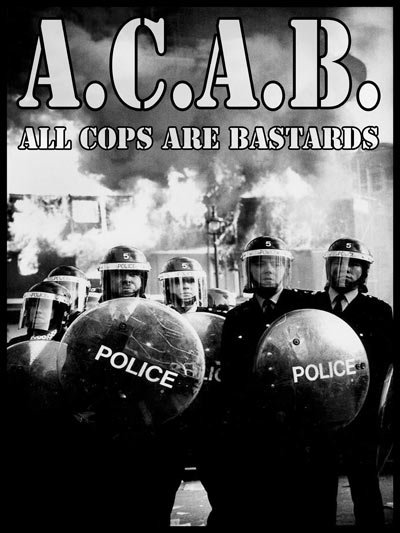A.C.A.B.: All Cops Are Bastards is similar to Brudguminn.