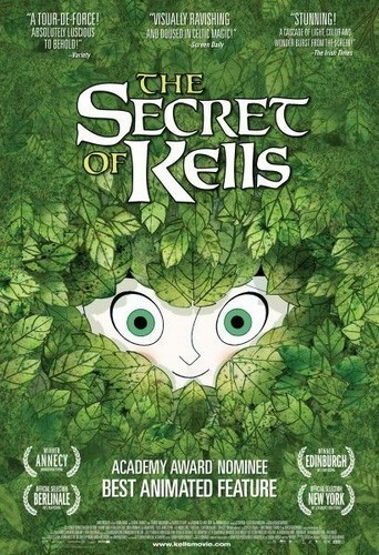 The Secret of Kells is similar to The Sound of «A.I.».