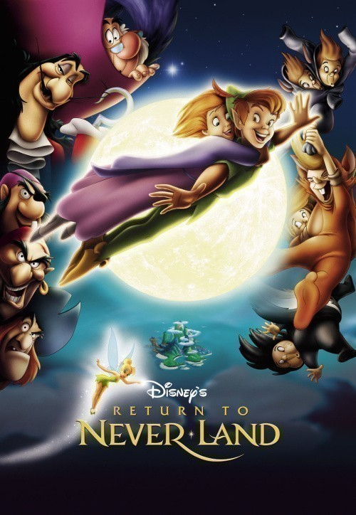 Return to Never Land is similar to Rivalry.