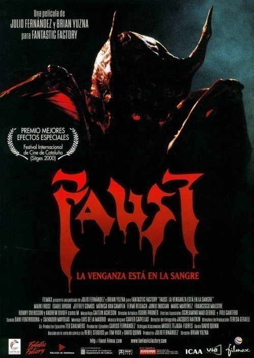 Faust: Love of the Damned is similar to The Path of the Dragon.