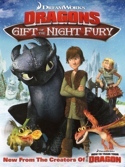 Dragons: Gift of the Night Fury is similar to Reality Bites.