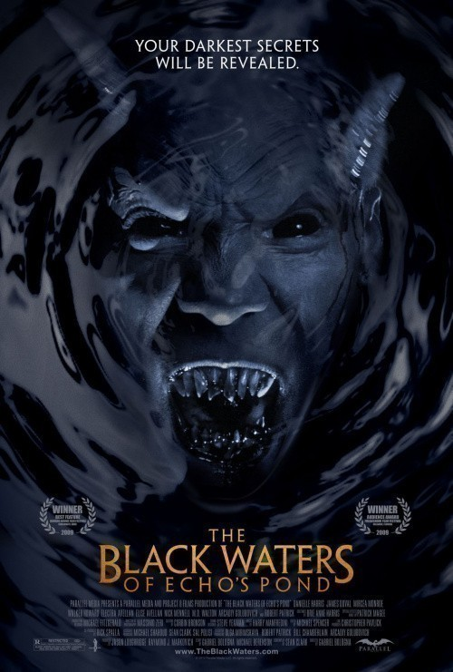 The Black Waters of Echo's Pond is similar to Ostorojno, modern! 2004.