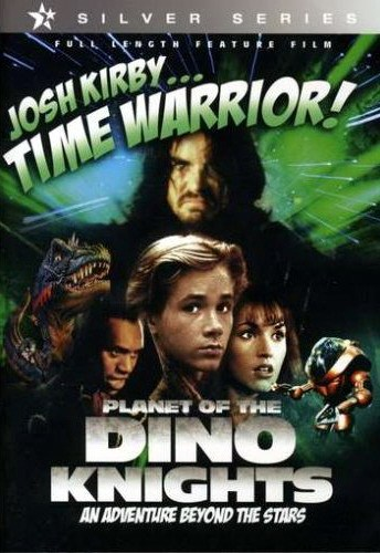 Josh Kirby... Time Warrior: Chapter 1, Planet of the Dino-Knights is similar to xXx: Return of Xander Cage.