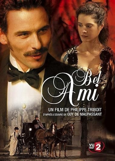 Bel ami is similar to Dogville.