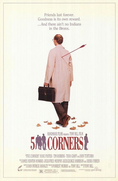 Five Corners is similar to A Lorca.