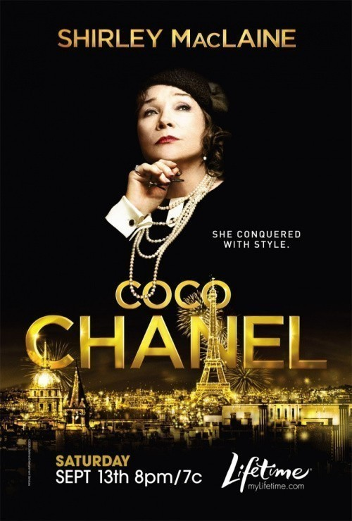 Coco Chanel is similar to Untitled Neill Blomkamp/Alien Project.