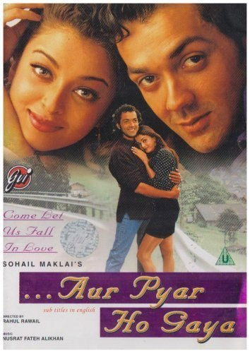 Aur Pyar Ho Gaya is similar to Catch and Release.