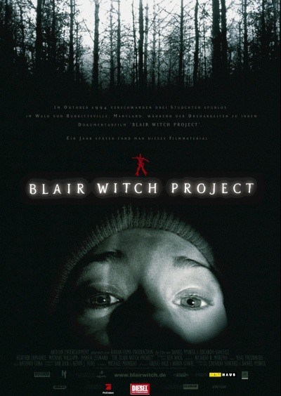 The Blair Witch Project is similar to Alta mira.