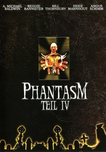 Phantasm IV: Oblivion is similar to Zombie Hunter.