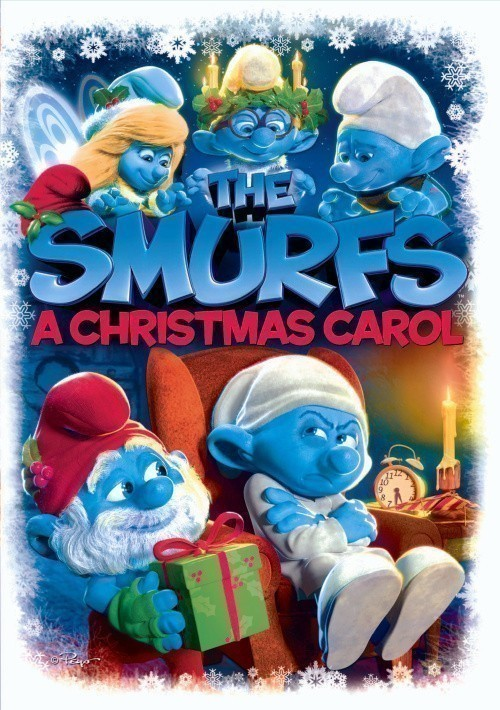 The Smurfs: A Christmas Carol is similar to Love & Distrust.