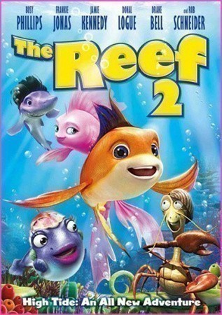 Movies The Reef 2: High Tide poster