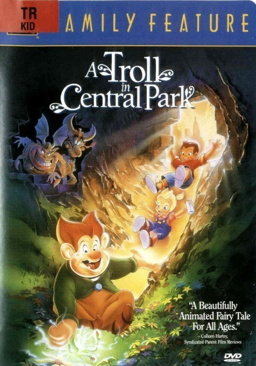 Troll in Central Park is similar to Death Race 2000.