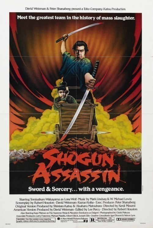 Shogun Assassin is similar to Roots.