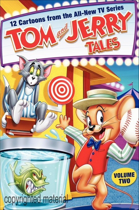 Tom and Jerry Tales. Volume 2 is similar to Torno indietro e cambio vita.