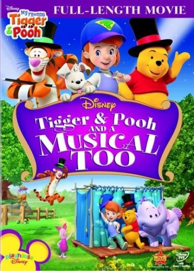 My Friends Tigger and Pooh & Musical Too is similar to Torno indietro e cambio vita.